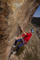 Road to Dushanbe - 5.12b